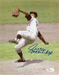 Juan Marichal San Francisco Giants Signed 8x10 Photo JSA Hologram & COA