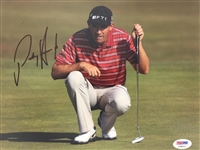 Padraig Harrington PGA Tour Golf Signed 8x10 Photo PSA COA
