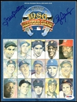 Roger Clemens & Steve Carlton Signed 1986 All Star Game Program PSA/DNA #Z00939