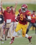 Marqise Lee Signed USC Trojans 16x20 Photo Authentic Autograph PSA/DNA #R91078