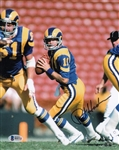 Pat Haden Signed Los Angeles Rams 8x10 Photo Auto Autograph Beckett BAS #B95722