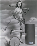 Vera Miles Signed Sexy 8x10 Photo Authentic Autograph Beckett BAS #B95683