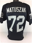 John Matuszak Oakland Raiders Custom Home Jersey Mens 2XL