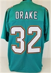 Kenyan Drake Miami Dolphins Custom Home Jersey Mens Large