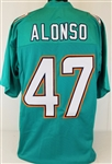 Kiko Alonso Miami Dolphins Custom Home Jersey Mens 2XL