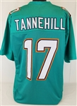 Ryan Tannehill Miami Dolphins Custom Home Jersey Mens 2XL