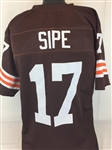Brian Sipe Cleveland Browns Custom Home Jersey Mens XL