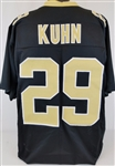 John Kuhn New Orleans Saints Custom Home Jersey Mens 2XL