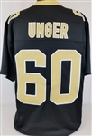 Max Unger New Orleans Saints Custom Home Jersey Mens Large