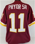 Terrelle Pryor Sr. Washington Redskins Custom Home Jersey Mens Large