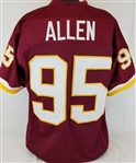 Jonathan Allen Washington Redskins Custom Home Jersey Mens Large
