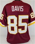Vernon Davis Washington Redskins Custom Home Jersey Mens Large