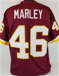 Nico Marley Washington Redskins Custom Home Jersey Mens Large