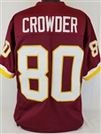 Jamison Crowder Washington Redskins Custom Home Jersey Mens Large