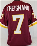 Joe Theismann Washington Redskins Custom Home Jersey Mens Large