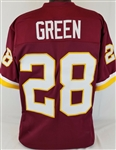Darrell Green Washington Redskins Custom Home Jersey Mens Large
