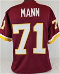 Charles Mann Washington Redskins Custom Home Jersey Mens Large