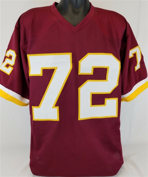 sports shoes 336ab 782ad Item Detail - Dexter Manley Washington Redskins Custom Home ...