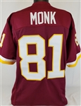 Art Monk Washington Redskins Custom Home Jersey Mens Large