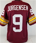 Sonny Jurgensen Washington Redskins Custom Home Jersey Mens 3XL