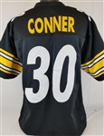 James Conner Pittsburgh Steelers Custom Home Jersey Mens 2XL