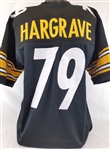 Javon Hargrave Pittsburgh Steelers Custom Home Jersey Mens 2XL