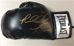 Riddick Bowe Signed Everlast Left Boxing Glove JSA COA