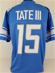 Golden Tate Detroit Lions Custom Home Jersey Mens 3XL