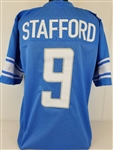 Matthew Stafford Detroit Lions Custom Home Jersey Mens 3XL