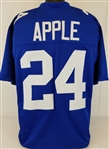 Eli Apple New York Giants Custom Home Jersey Mens Large