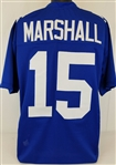 Brandon Marshall New York Giants Custom Home Jersey Mens Large