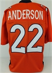 C.J. Anderson Denver Broncos Custom Home Jersey Mens XL