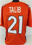 Aqib Talib Denver Broncos Custom Home Jersey Mens XL