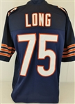 Kyle Long Chicago Bears Custom Home Jersey Mens XL