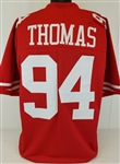 Solomon Thomas San Francisco 49ers Custom Home Jersey Mens XL