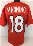 Peyton Manning Denver Broncos Custom Home Jersey Mens 3XL