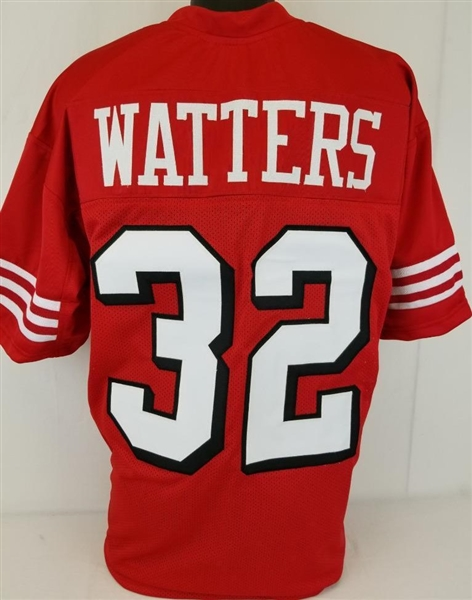 quality design 89bbe 4596a Item Detail - Ricky Watters San Francisco 49ers Custom Home ...