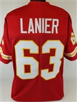 Willie Lanier Kansas City Chiefs Custom Home Jersey Mens Large