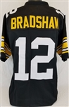 Terry Bradshaw Pittsburgh Steelers Custom Home Jersey Mens 2XL