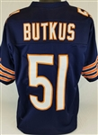 Dick Butkus Chicago Bears Custom Home Jersey Mens 2XL