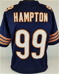 Dan Hampton Chicago Bears Custom Home Jersey Mens XL