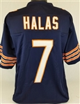 George Halas Chicago Bears Custom Home Jersey Mens 2XL