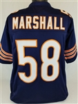 Wilber Marshall Chicago Bears Custom Home Jersey Mens XL