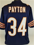 Walter Payton Chicago Bears Custom Home Jersey Mens 2XL