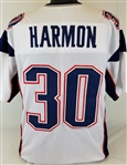 Duron Harmon New England Patriots Custom Away Jersey Mens Large
