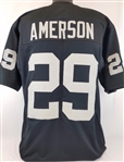 David Amerson Oakland Raiders Custom Home Jersey Mens 2XL