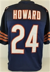 Jordan Howard Chicago Bears Custom Home Jersey Mens 3XL