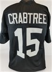 Michael Crabtree Oakland Raiders Custom Home Jersey Mens 3XL
