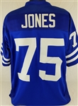 Deacon Jones Los Angeles Rams Custom Royal Blue Home Jersey Mens 2XL