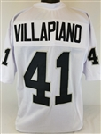 Phil Villapiano Oakland Raiders Custom Away Jersey Mens 2XL